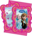 Cartons d'invitation La Reine des neiges