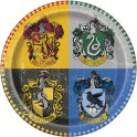 Assiettes Harry Potter