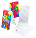 Cartons d'invitation Party